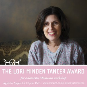Momenta-Social-Graphic-The-Lori-Minden-Tancer-Award-1000x1000