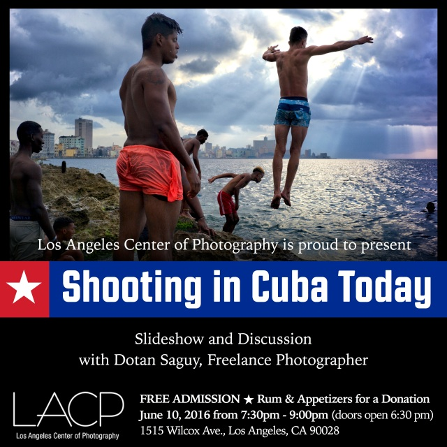 Cuba Changing Poster